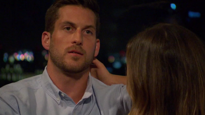 Chase Tells JoJo She Led Him On In Fantasy Suite During Men Tell All