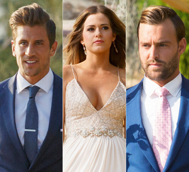 Nick Viall Says Jordan Rodgers Robby Hayes Might Be Full Of SH