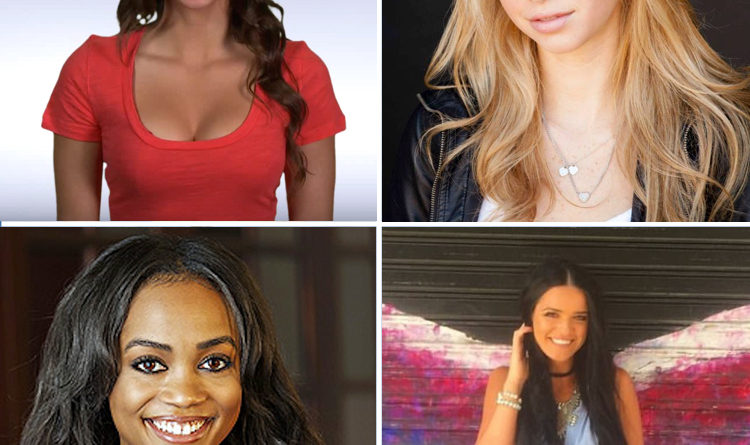 Poll Who Did You Want To See As The Bachelorette VOTE