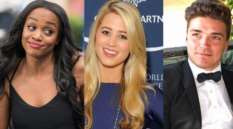 Twitter War Between Rachel Lindsay and Lesley Murphy after The Bachelor Winter Games Episode