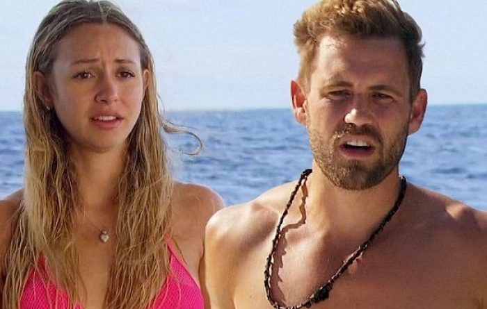 Corinne Olympios Disses Nick Viall and Reveals Fantasy Suite Secrets