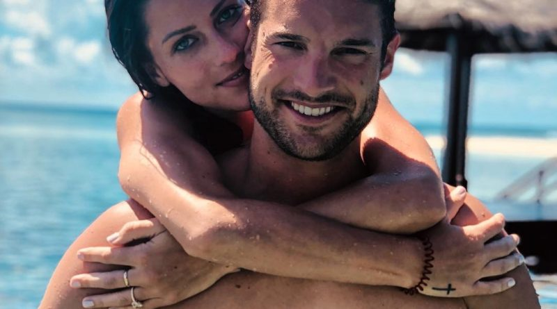 Becca Kufrin and Garrett Reveal Wedding and Baby Plans