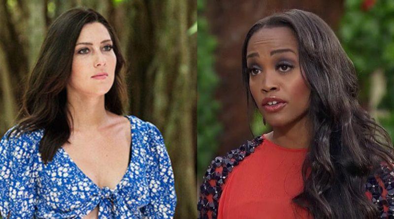 Becca Kufrin Responds to Rachel Lindsay's Issue with Her Bachelorette Finale