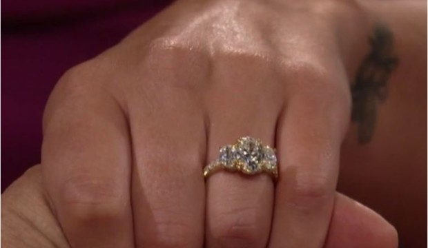 All About Becca Kufrin's Massive Engagement Ring