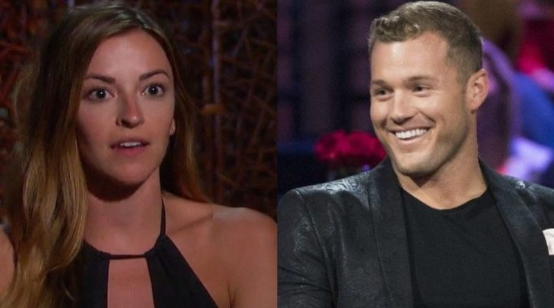 "Tia Booth Reacts To Colton Becoming The Next Bachelor – ""I Don't Know That He's Ready"""
